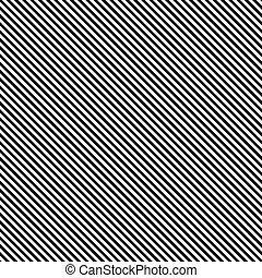 Seamless Black Stripe Background