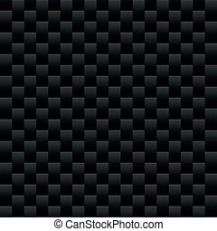 Seamless black texture wallpaper.