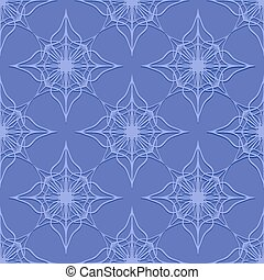 blue pattern - seamless blue pattern. Isolated on white
