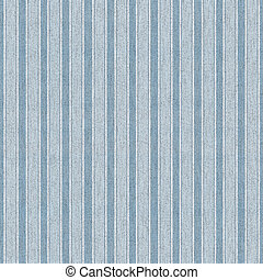 Seamless Blue Stripe - Slightly grungy soft blue stripes
