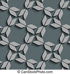 Seamless Bow Pattern