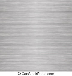 Seamless Brushed Metal - A seamless brushed nickel texture...
