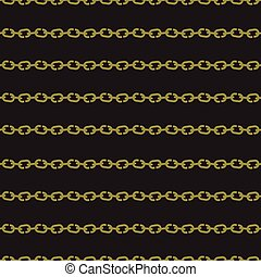 seamless, cadena, patrón