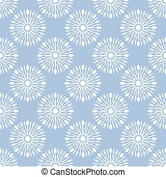 Seamless Cafe Silverware Pattern Background