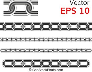 seamless chain vector range   vector