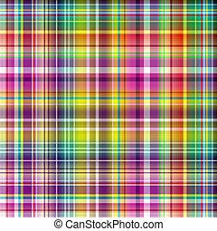 seamless, checkered, パターン
