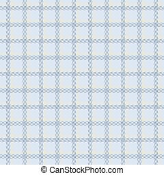 Seamless checkered pattern in yellow and blue colors