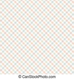 seamless checkered table cloth pattern - seamless colored ...