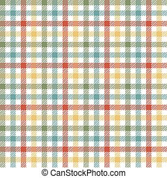seamless checkered table cloth pattern - seamless four ...