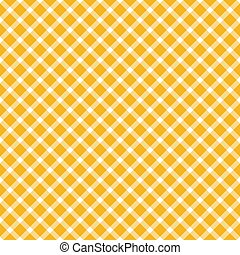 seamless checkered table cloth pattern - seamless yellow ...