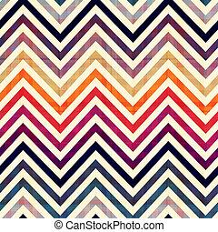 seamless chevron pattern