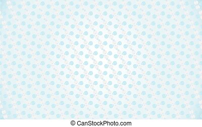 seamless circle pattern pattern background set vector illustration