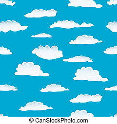 seamless cloud background