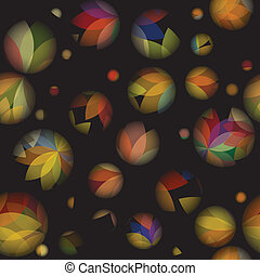 seamless color and bright background