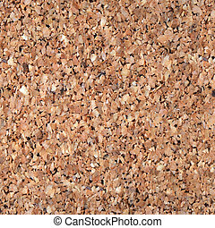 Seamless Corkboard Texture Background