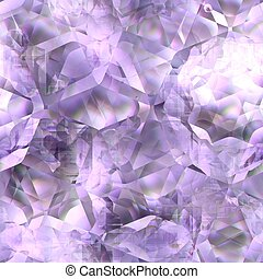 Seamless crystal texture (computer graphic, big collection)