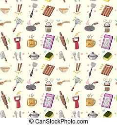 seamless, cuisine, modèle