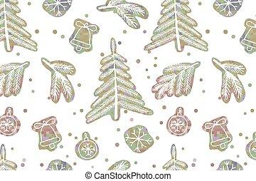 Seamless cute cartoon stars pattern,