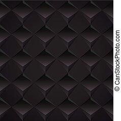 Seamless dark background with polygonal pattern.