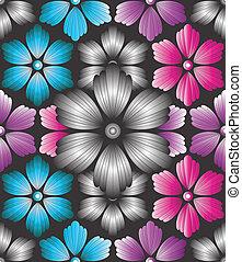 Seamless decorative background