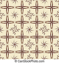 Seamless decorative pattern