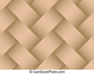 Seamless Diagonal Basketweave Background Texture