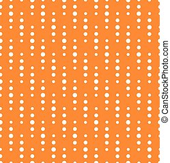Seamless diagonal dots pattern
