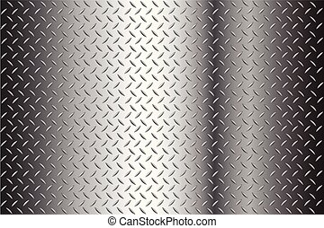 Seamless Diamond Plate Texture