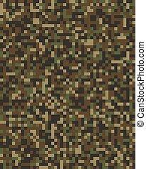 digital fashion camouflage