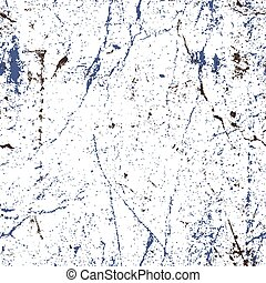 Seamless dirty rusty grunge texture, vector background.