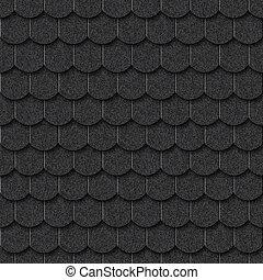 seamless, donker, tegel, textuur, achtergrond, voor, voortdurend, replicate.