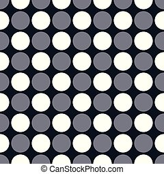 Seamless dot pattern background