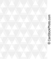 seamless, driehoeken, model