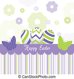 Seamless Easter Pattern
