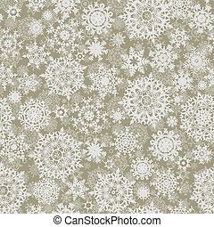 Seamless elegant christmas texture pattern. EPS 8 vector file included