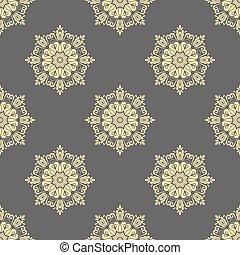 Seamless Elegant Vector Background