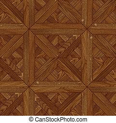 seamless, emelet, wooden alkat
