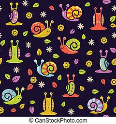 seamless, escargot