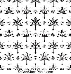 Seamless fancy pattern
