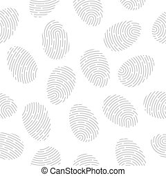 background with finger print
