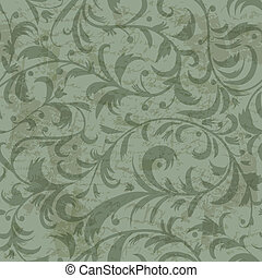 Seamless floral background for your design