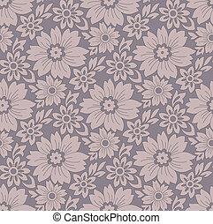 seamless-floral, fundo