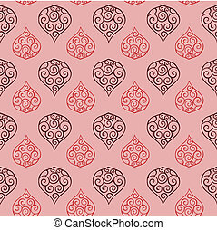 Seamless Floral Pattern 03