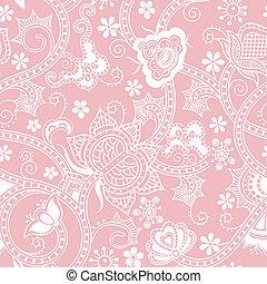 Seamless Floral Pattern 2