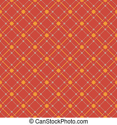 Seamless floral pattern. Flowers texture. EPS 8