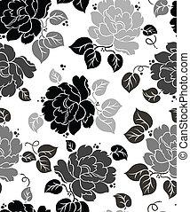 seamless, floral-wallpaper