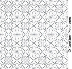 Seamless floral wallpaper,pattern