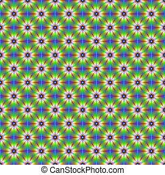 Seamless Flower Fractal