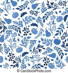 Seamless flower pattern. illustrati