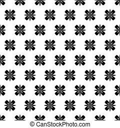 Seamless flower wallpaper pattern background